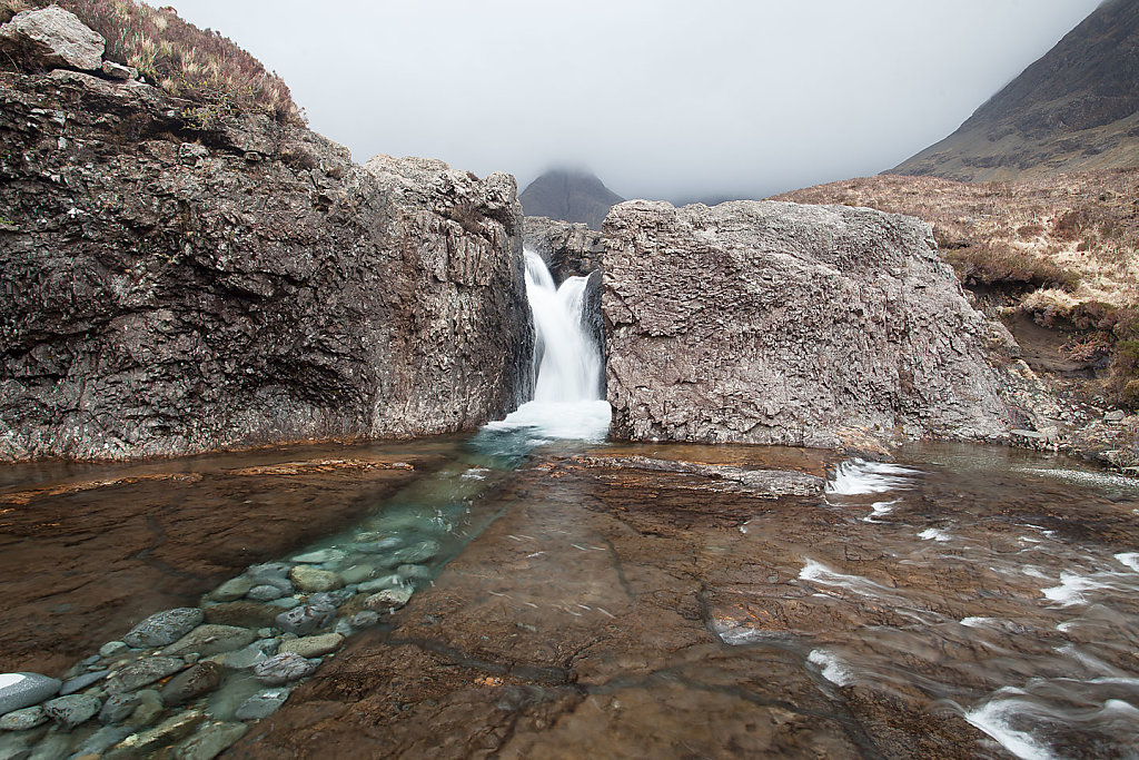 Fairy liquid, Fairy pools ,Isle